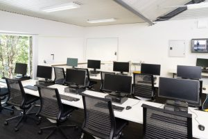 Capital Analytics Training Room